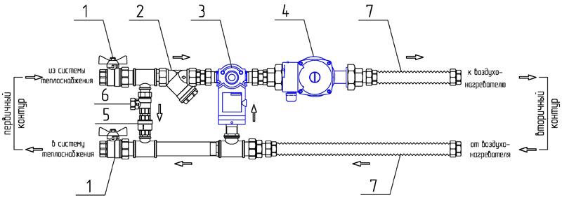 Конструкция SUM(H)-F